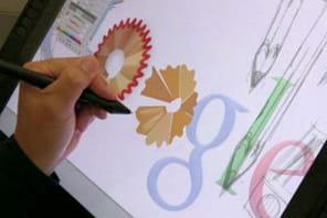 Comment sont fabriqués les Doodle de Google ?