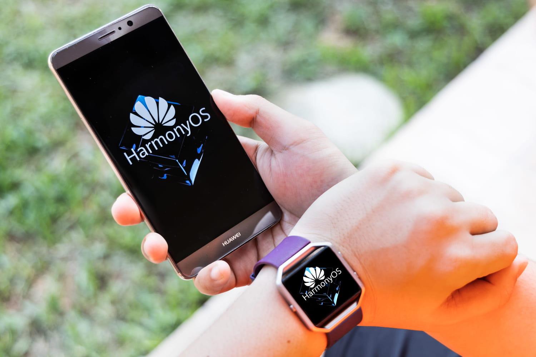 HarmonyOS: le nouveau système d'exploitation IoT de Huawei