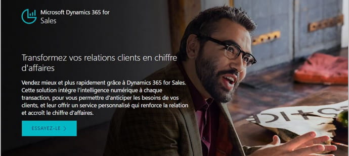 Microsoft s'attaque à Salesforce à coups de briques (fonctionnelles)