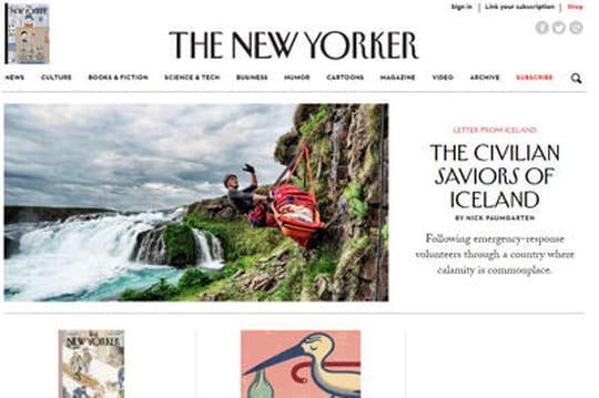 Le New Yorker se met au retargeting edito