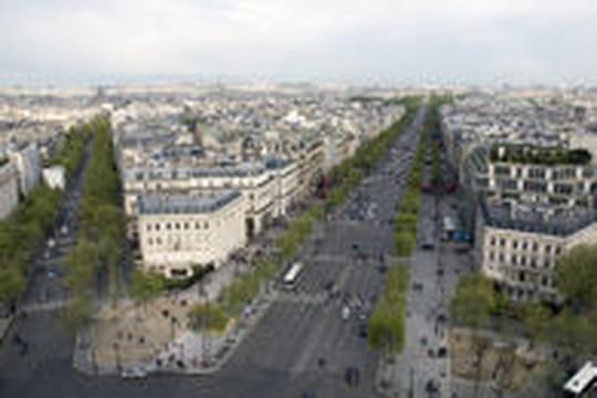 Les rues commerçantes les plus chères de France