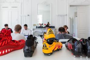 Reportage: dans les nouveaux locaux d'Adidas