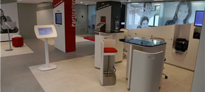 La Caisse d'Epargne ouvre son agence bancaire digitale à Lyon