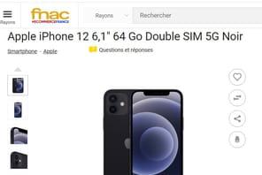 IPhone 12: les précommandes sont ouverteschez Amazon, Orange et cie