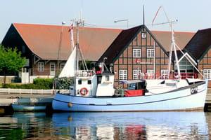 une vue du danemark.