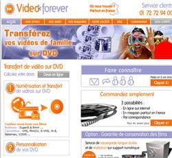 videoforever, société spécialisée dans la gestion de patrimoine vidéo