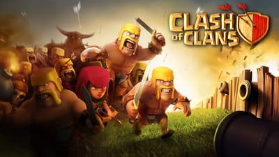 clash of clans va s'attaquer à l'asie