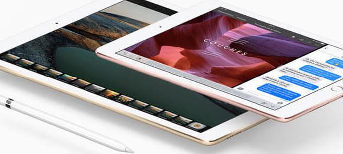 iPad Pro: les nouveautés attendues en 2017