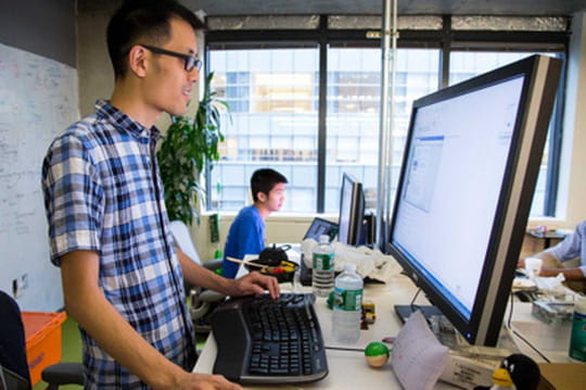 Facebook At Work : le projet gagne du terrain