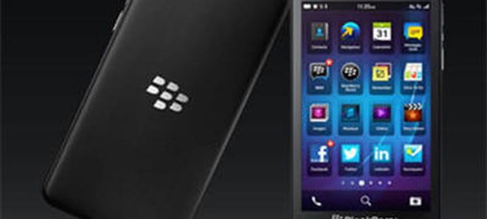 BlackBerry Z10 : 1 million de ventes au dernier trimestre