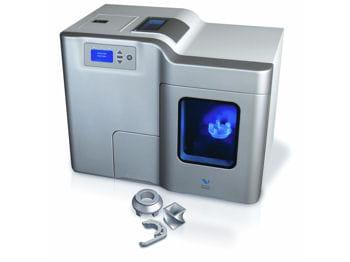 desktop factory 125ci 3d printer, l'imprimante 3d