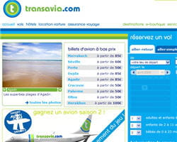 transavia, la filiale low cost d'air france