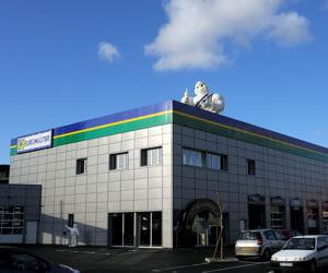 le centre euromaster de rosier, à clermont-ferrand.