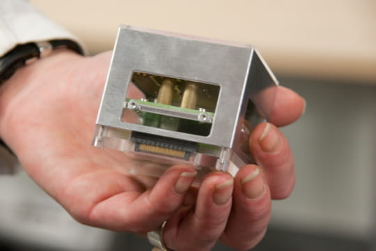 Alcatel-Lucent Bell Labs Open Days : Réseau optique passif