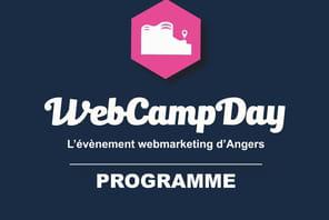 WebCampDay 2019: rendez-vous le 24mai à Angers