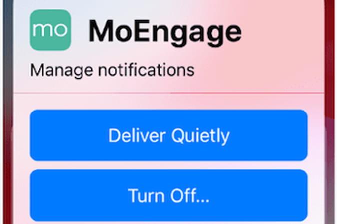 Avec IOS 12, Apple donne un nouveau souffle aux push notifs
