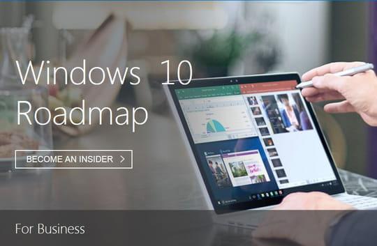 Windows10Business : les évolutions en cours de développement révélées