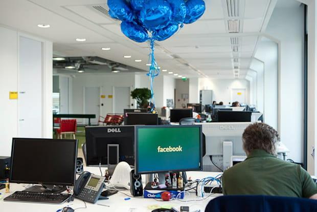 Open spaces Facebook Paris