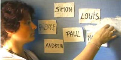 capture d'écran de la vidéo 'ephéméride masculin' qui a permis à son auteur de