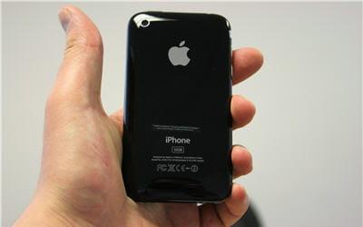 l'iphone 3g s est une valeur sûre