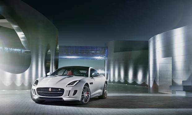 La Jaguar F-Type R, à partir de 108 060 euros