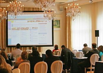 le forum intranet 2008 du benchmark group s'est tenu début octobre à paris.