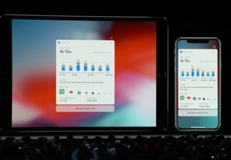 Avec iOS12, Apple entend faire oublier le fiasco technique d'iOS 11