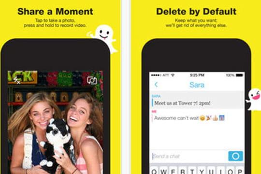 Snapchat propose 500 000 dollars aux nouveaux diplômés du supérieur