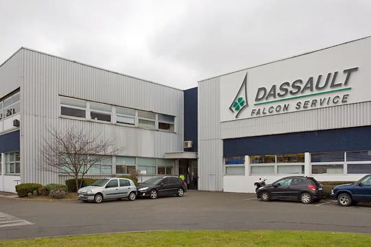 Dassault Falcon Service : filiale de Dassault Aviation