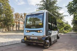 La RATP va tester des véhicules autonomes à Paris en pleine circulation
