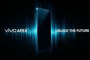 Vivo dévoile Vivo Apex, un prototype de smartphone au MWC