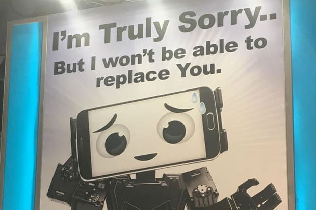 Au CES, les robots sont à la fête