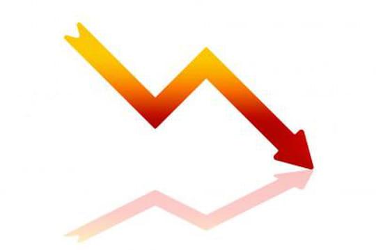 E-pub: les investissements en brut baissent de 3,6% en mars 2013