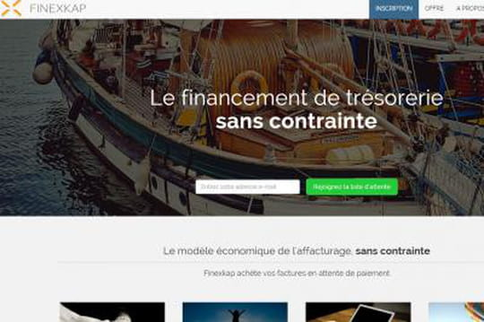 Fintech : La start-up française Finexkap lève 22,5 millions de dollars