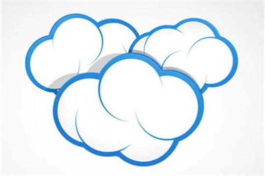 Marché du cloud en 2013: dépenses et chiffre d'affaires