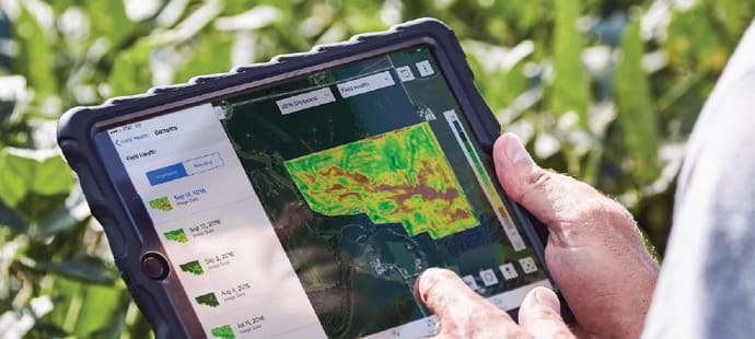 Avec l'IoT, l'agroalimentaire commence à structurer ses données