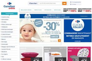 Carrefour s'apprête à débrancher son site marchand Carrefour Online