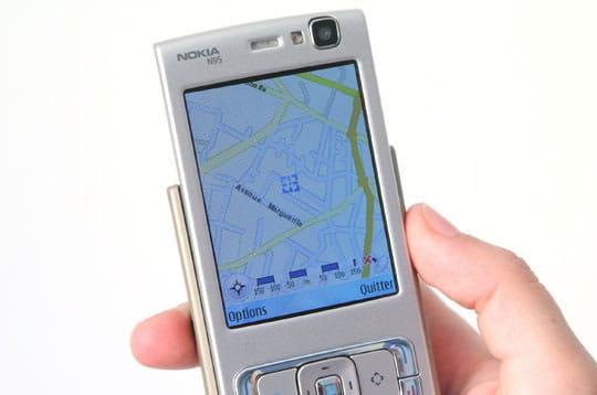 GPS à améliorer