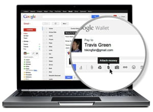 google gmail wallet