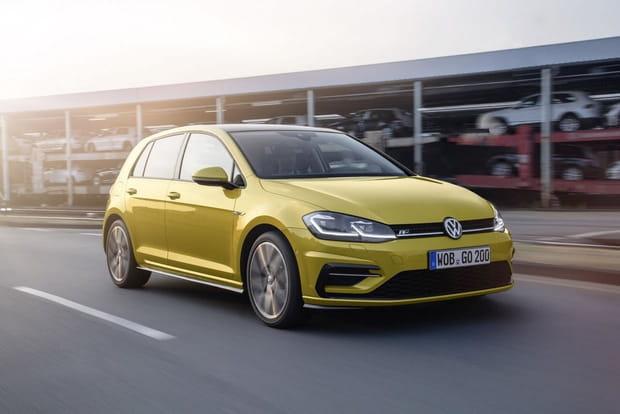 Volkswagen Golf 7: la valeur sûre