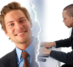 il a du mal à faire la distinction entre la sphère professionnelle et la sphère