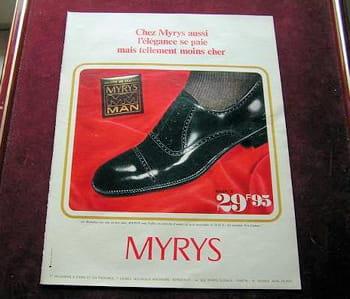 myrys a disparu il y a moins d'une décennie.