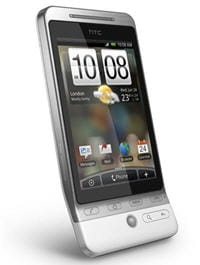 le mobile htc hero, star des google phone
