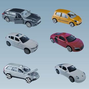 en 2011, en france, près de 500000 voitures miniatures ont été vendues.