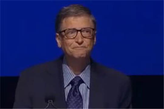 Bill Gates, très ému, évoque le départ de Steve Ballmer