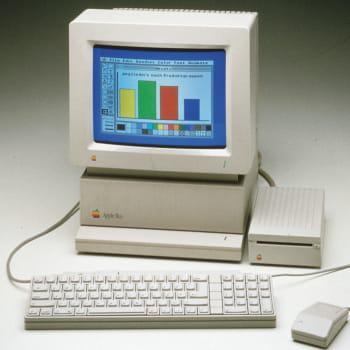 l'apple iigs en 1986.