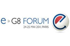 Le discours de Nicolas Sarkozy à l'eG8