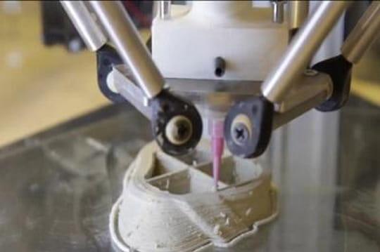 Les ventes mondiales d'imprimantes 3D doubleront en 2015