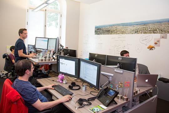 Le centre de R&D de Salesforce à Paris révélé en images