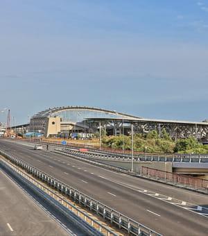 les infrastructures des jeux olympiques ont été financées à 70% par la banque